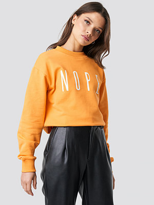 Rut & Circle Ellen Sweatshirt orange