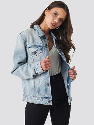 Cheap Monday Legit Jacket Hex Blue blå