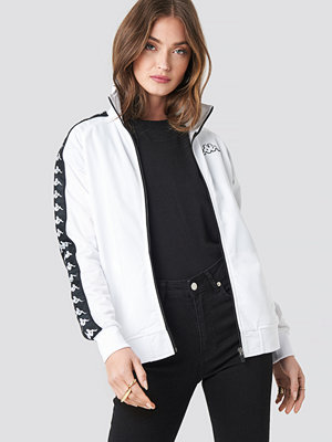 Kappa Anniston Track Jacket vit