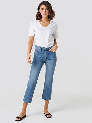 Mango Sayana Jeans blå