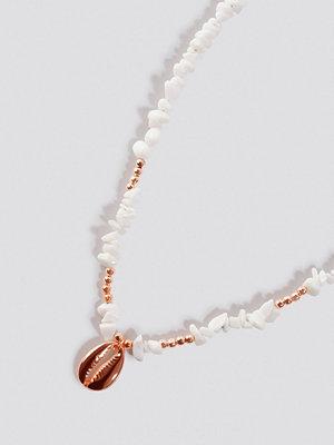 Trendyol smycke Milla Necklace vit