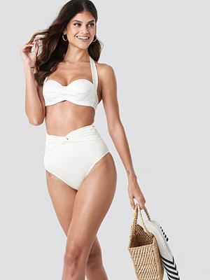 Trendyol Yol High Wasit Bikini Bottom vit