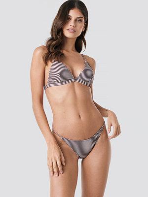 NA-KD Swimwear Thin Strap Bikini Briefs multicolor