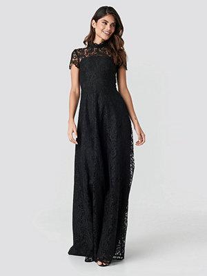 Ida Sjöstedt Siren Maxi Dress svart