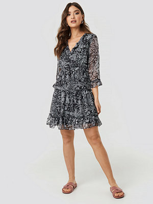 Trendyol Multicolor Patterned Dress multicolor