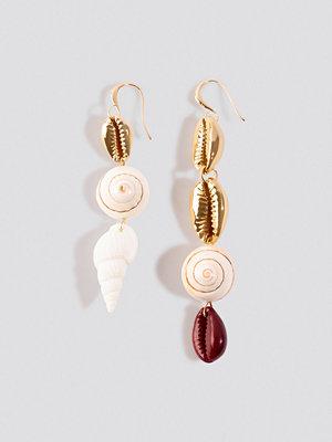 Mango smycke Capri Earrings guld