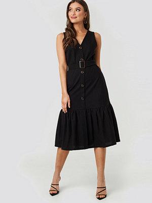 Mango Vesis Dress svart