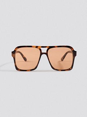 Mango Tayla Sunglasses brun