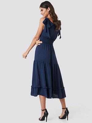 Trendyol Petticoat Maxi Dress blå