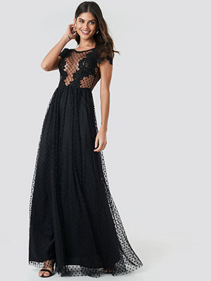 Ida Sjöstedt Dancer Maxi Dress svart