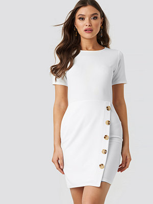 Sisters Point Nana Dress vit