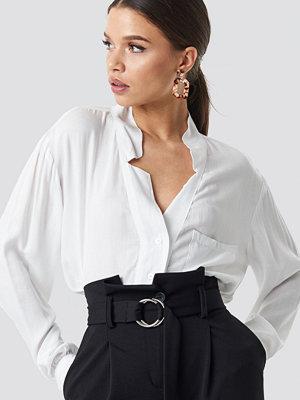 Skjortor - Rut & Circle Ella Shirt vit