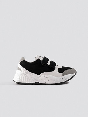 NA-KD Shoes Whip Sneaker svart