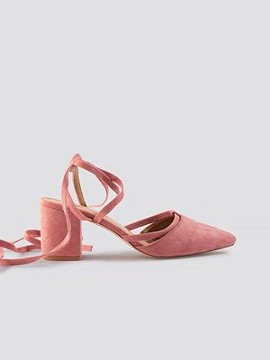 Pumps & klackskor - Raid Elyza Court Shoe Heel rosa