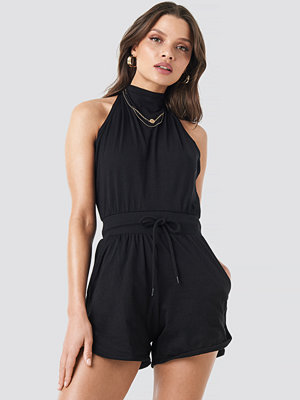 Cheap Monday Smile Playsuit svart