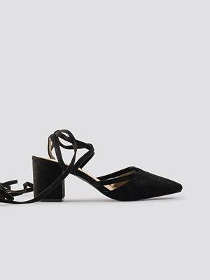 Raid Elyza Court Shoe Heel svart
