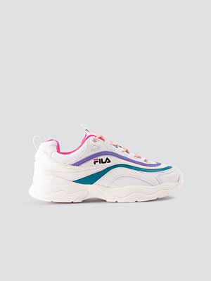 Fila Ray Low Wmn Sneaker multicolor