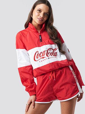 Tommy Jeans Tommy x Coca Cola Jacket röd