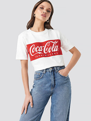 T-shirts - Tommy Jeans Tommy x Coca Cola Tee vit