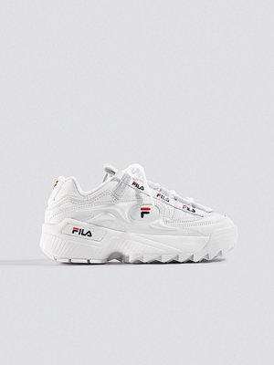 Fila D-Formation Sneaker vit