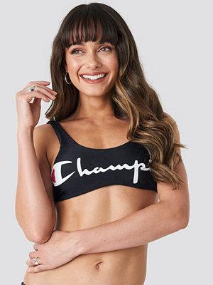 Champion Aop Bikini Top svart