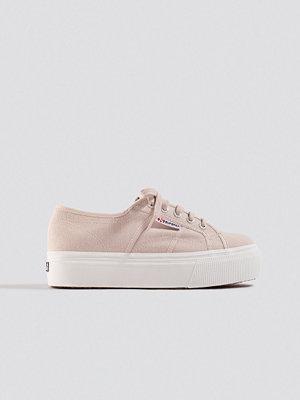 Sneakers & streetskor - Superga Acotw Linea 2790 rosa