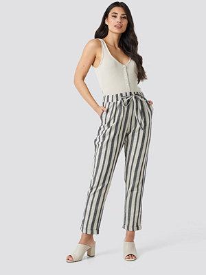 Trendyol randiga byxor Milla Striped Pants multicolor