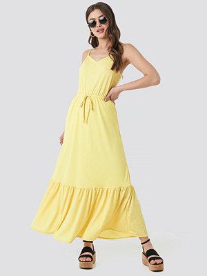 Trendyol Tulum Maxi Dress gul
