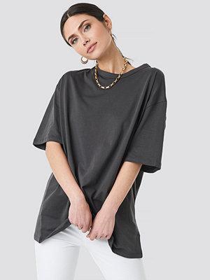 T-shirts - Beyyoglu Oversize T-shirt grå