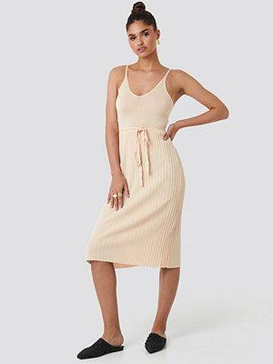 Mango Baleries Dress beige