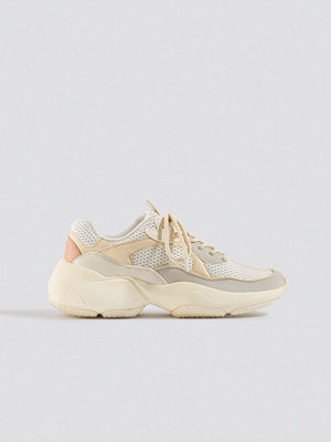 Mango Irene Sport Shoe beige