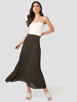 Mango Angela Skirt brun