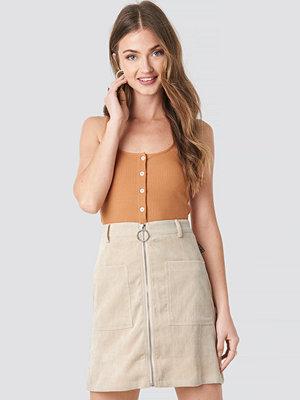 Sisters Point Ester Skirt beige