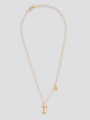 Mango smycke Ocean Necklace guld