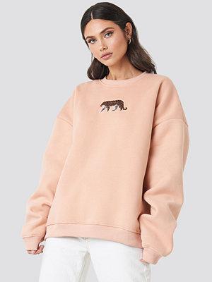 Beyyoglu Tiger Sweatshirt rosa