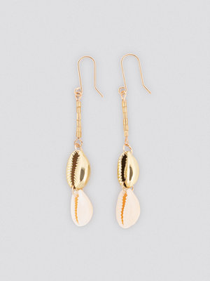 Mango smycke Bali Earrings guld