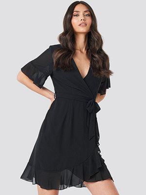 Sisters Point Greto Dress svart