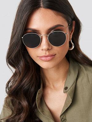Solglasögon - Corlin Eyewear Lecce Sunglasses silver