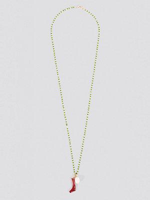 Mango smycke Brasil Necklace grön