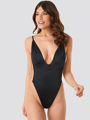 OW Intimates Oahu Swimsuit svart