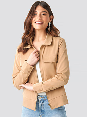 Sisters Point Emmi Jacket beige