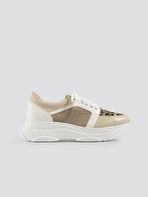 Trendyol Yol Leo Sneakers beige
