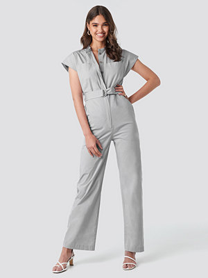 Jumpsuits & playsuits - Mango Marti Jumpsuit grå
