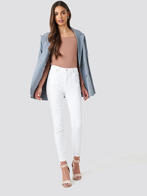 Trendyol Milla High Waist Jeans vit