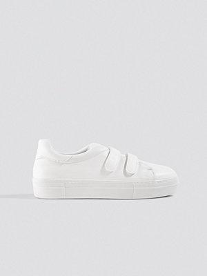 Trendyol Velcro Sneaker vit