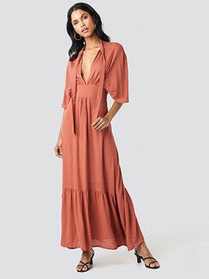 Trendyol Milla Long Dress rosa