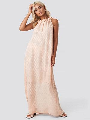 Sparkz Vilma Long Dress rosa