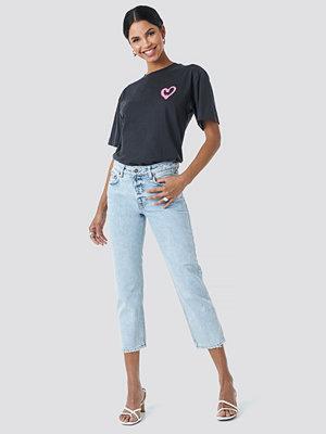 Cheap Monday Revive Air Blue Jeans blå