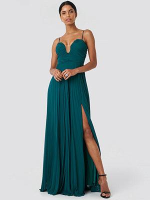 Trendyol Tile Evening Dress grön