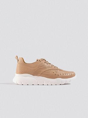 Trendyol Milla Taks Sneakers beige
